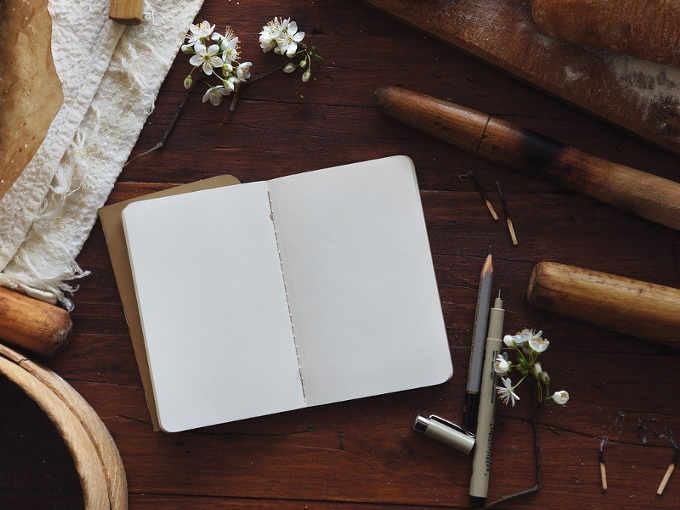 Scrivere con la penna