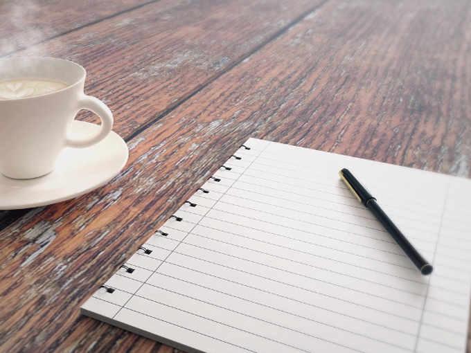 Scrivere con la penna #3