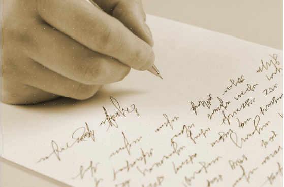 la magia della penna e il profumo della carta