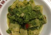 Paccheri con Broccoli e Gamberetti Senza Glutine