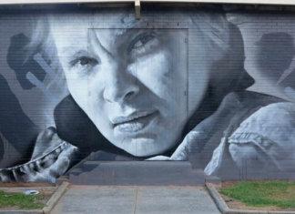 Guido van Helten le opere gigantesche di un dei grandi della street art
