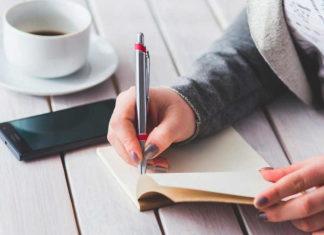 Scrivere, la magia della penna e il profumo della carta