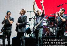 20 anni fa Beautiful Day degli U2