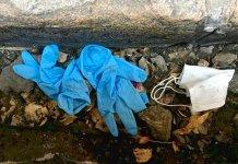 L'inquinamento Prodotto da Mascherine e Guanti