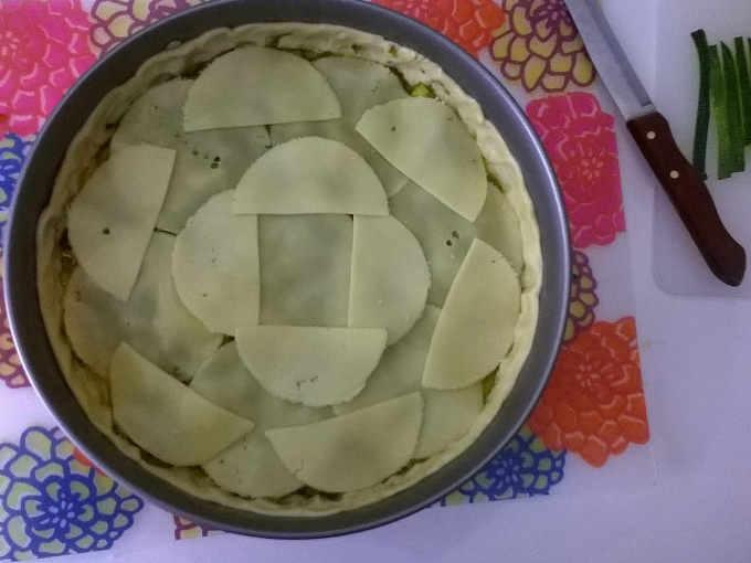 Farcire la Torta salata 3