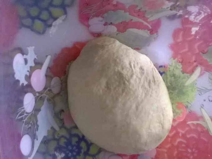 Preparazione della pasta fatta in casa.