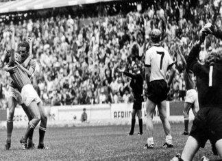 Italia-Germania 4-3 1970 La partita del secolo