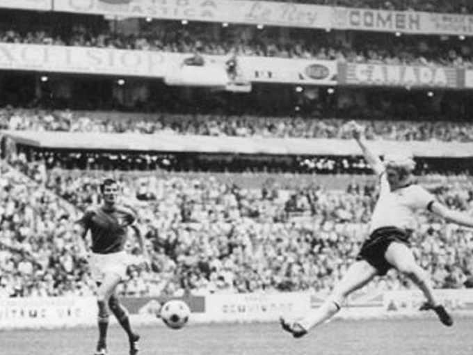 1970 Italia-Germania 4-3: il gol di Karl-Heinz Schnellinger