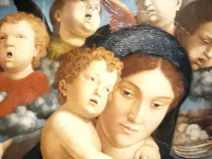 La mostra con opere di Mantegna: Rivivere l'antico, costruire il moderno al Palazzo Madama di Torino