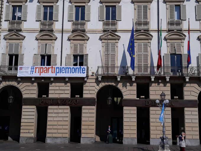 Palazzo del Governo Regionale Torino