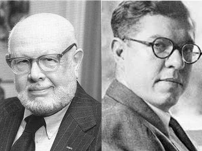 William Alfred Fowler e Fred Hoyle