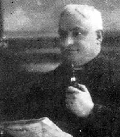 Padre Gaetano Fracassi