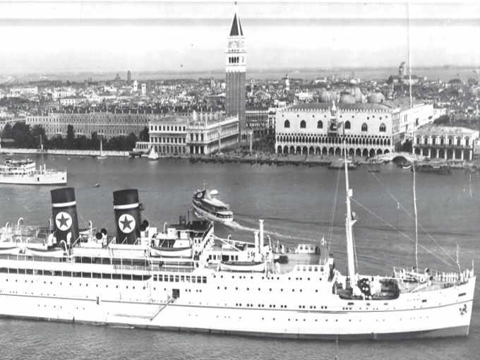Arandora Star 1930 a Venezia