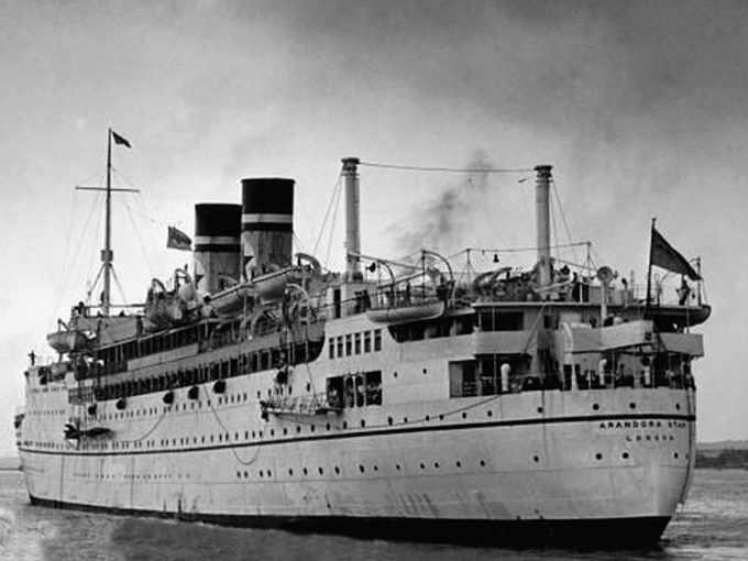 Arandora Star la nave dei fascisti italiani