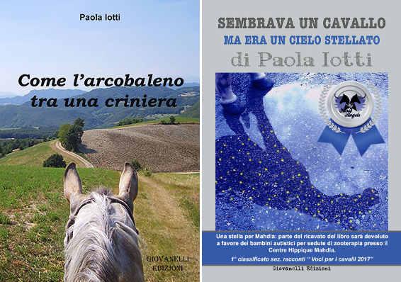 Libri di Paola Iotti 1 e 2