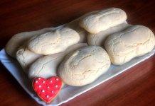 Ciambelle Siciliane o Nuvolette di San Cataldo con 3 soli ingredienti fatte in casa