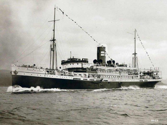 Il Principe de Asturias, la storia dell'affondamento del Titanic spagnolo