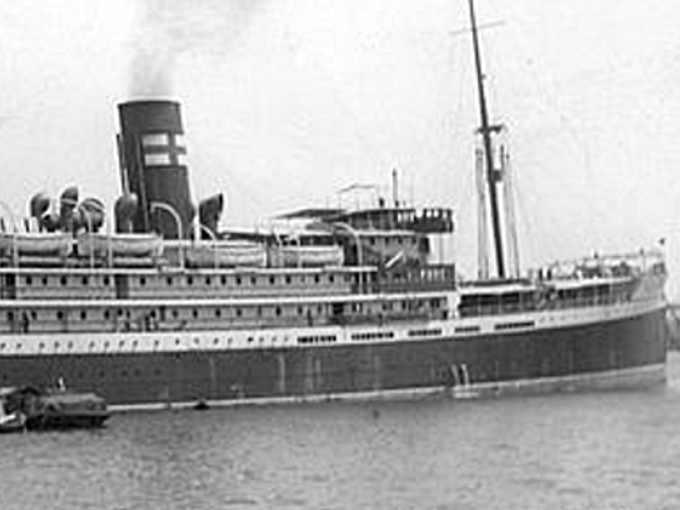 L'affondamento del Principe de Asturias