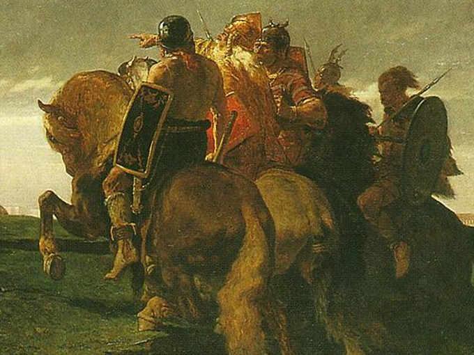 Cavalieri celti