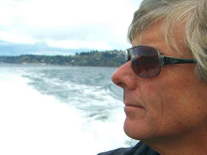 Jeff Foster, un famoso addestratore di Sea World
