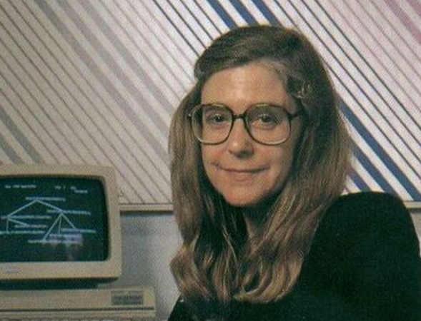 Margaret Hamilton Foto ufficiale per la NASA (1989)