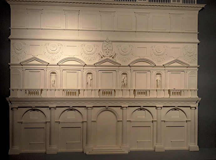 Sala 7 – Raffaello Architetto (Raffaello oltre la mostra)