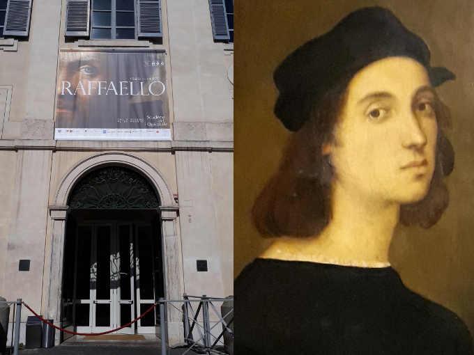 Raffaello.1520-1483: Raffaello oltre la mostra