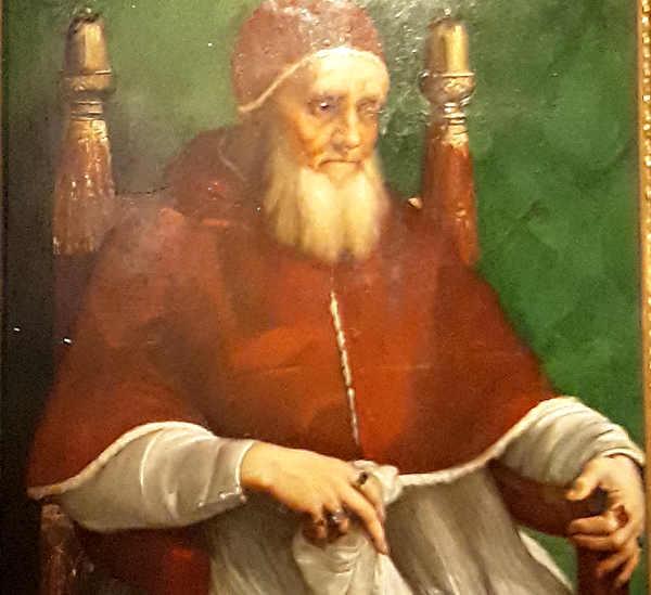 Sala 8 b-c – Le Grandi committenze sotto Giulio II