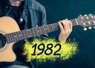 1982, le canzoni che non dimenticheremo con testo e video