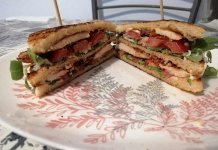 Club sandwich ricetta con pollo bacon squisitissima