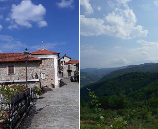 19 Paesi dell'Alta Langa: Bergolo
