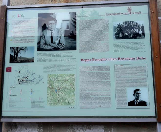 4 Comuni dell'Alta Langa: Beppe Fenoglio a San Benedetto Belbo