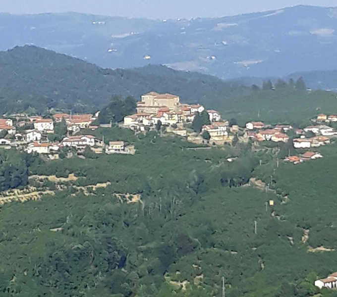 I paesi dell'Alta Langa: Cravanzana, Niella Belbo, Mombarcaro e Paroldo