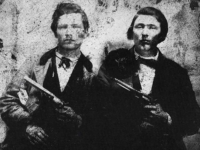 Frank e Jesse James