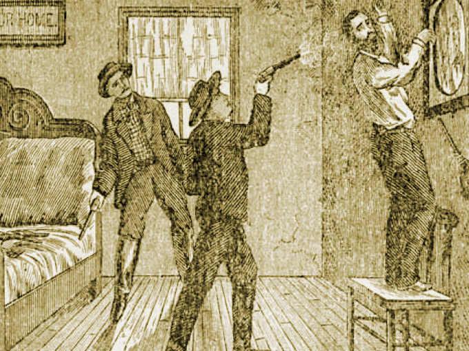 La morte di Jesse James