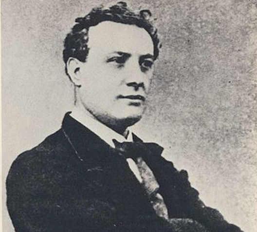 Jules Verne a 25 anni