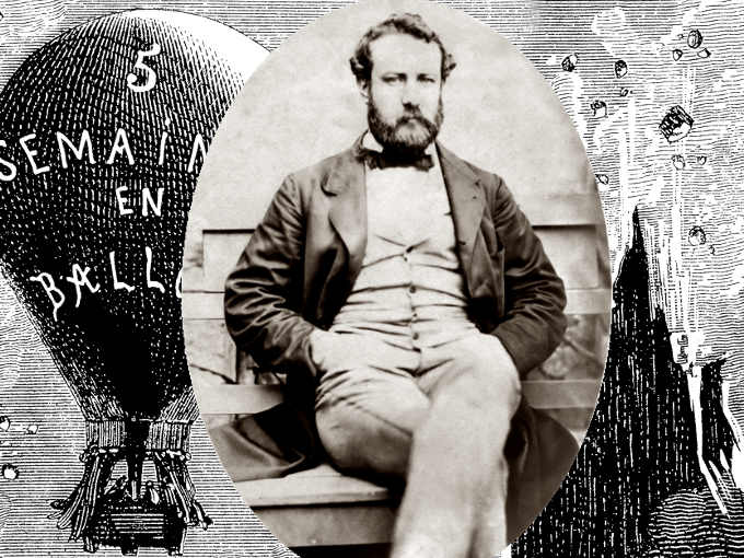 Jules Verne il padre della fantascienza