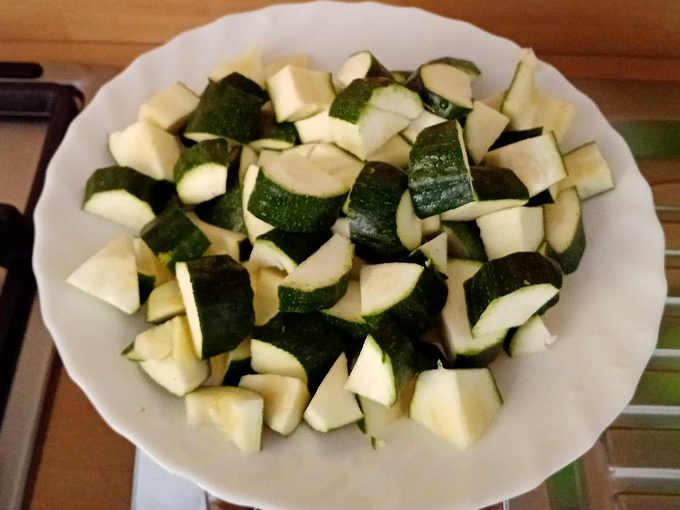 Zucchine in padella contorno semplice