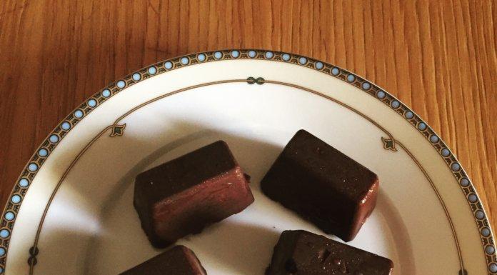 Cioccolatini fatti in casa ricetta con Nutella e cioccolato bianco buonissimi