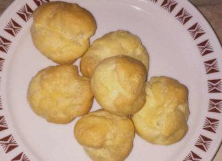 Bignè senza glutine (pasta choux) ricetta con tutti i passaggi