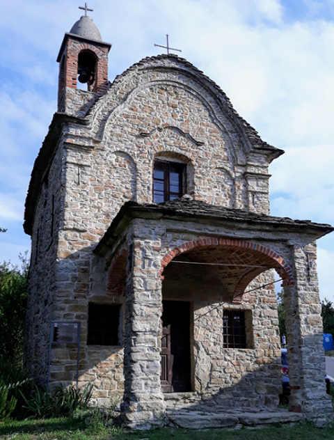 14 I comuni della Langa Astigiana e Val Bormida: San Giorgio Scarampi