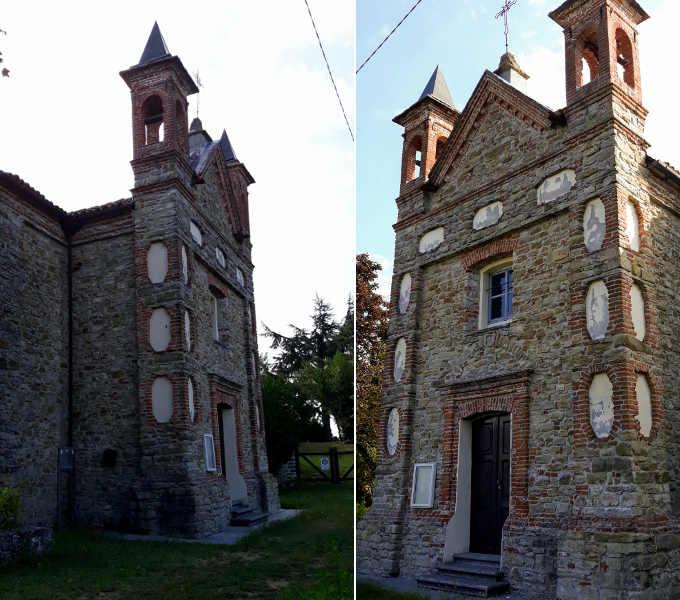 16 I comuni della Langa Astigiana e Val Bormida: San Giorgio Scarampi