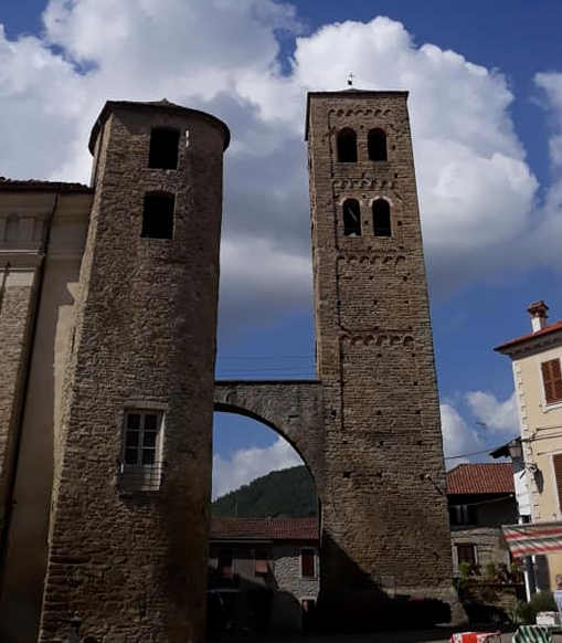 22 I comuni della Langa Astigiana e Val Bormida: Monastero Bormida