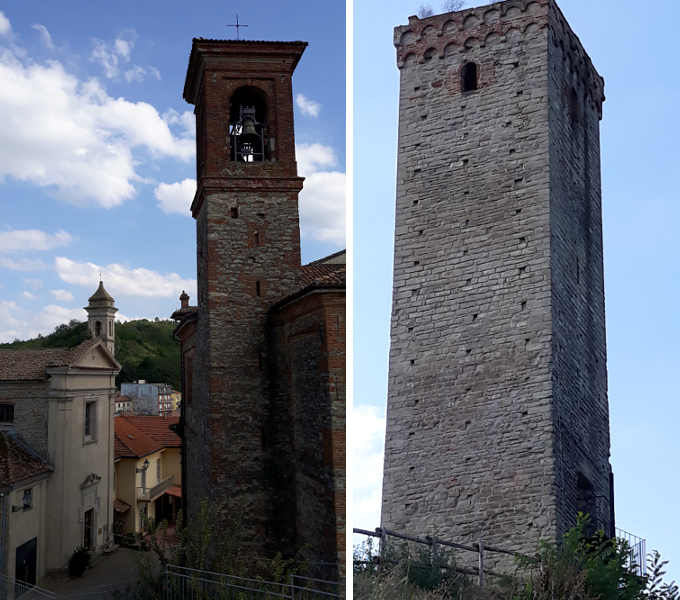 27 I comuni della Langa Astigiana e Val Bormida: Rocchetta Palafea