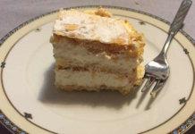 Torta diplomatica o (veneziana) senza Glutine Ricetta con Maraschino