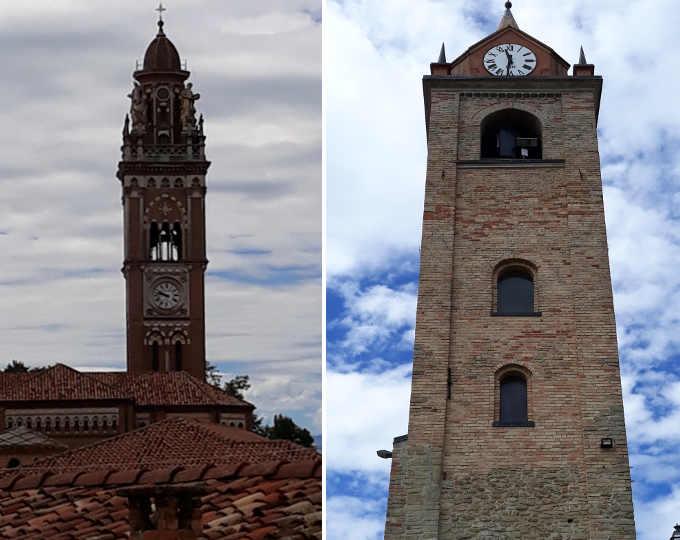9 I comuni della Bassa Langa: Monforte d'Alba