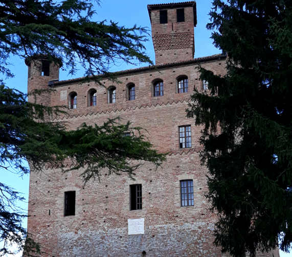 5 Bassa Langa, Grinzane Cavour