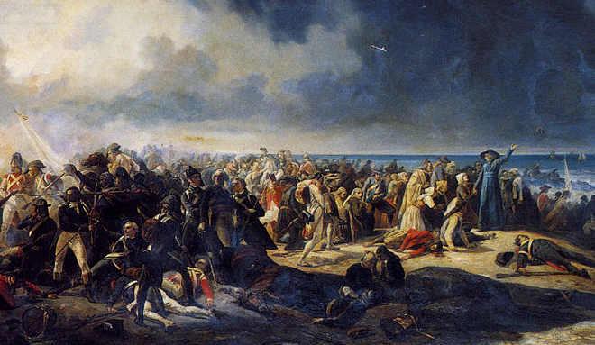 1 La battaglia di Quiberon