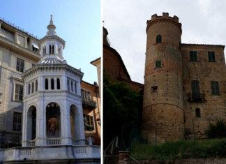 Due passi nell'Alto Monferrato e nel Monferrato Astigiano