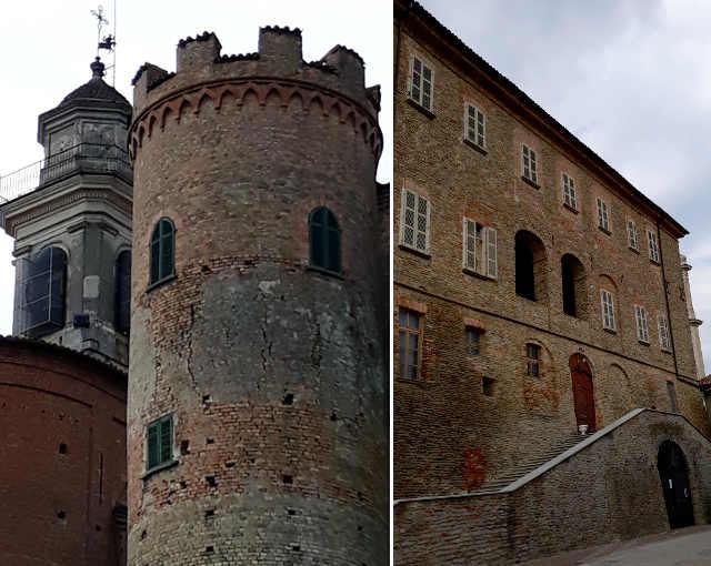 12 I comuni dell'Alto Monferrato e nel Monferrato Astigiano: Calosso